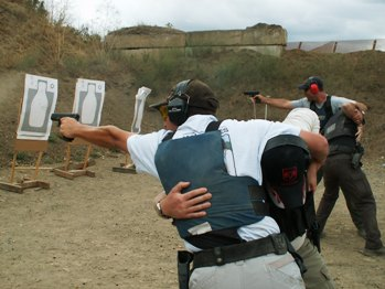 Handgun Combatives